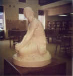 Joan of Arc was donated by the class of 1904 at the old Racine High School and moved to Park in 1928.  We remember her s
