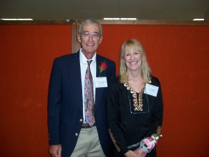 Bill Boehm and Lynn Bratley
